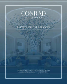 Sunseeker Magazine - Conrad Family Office